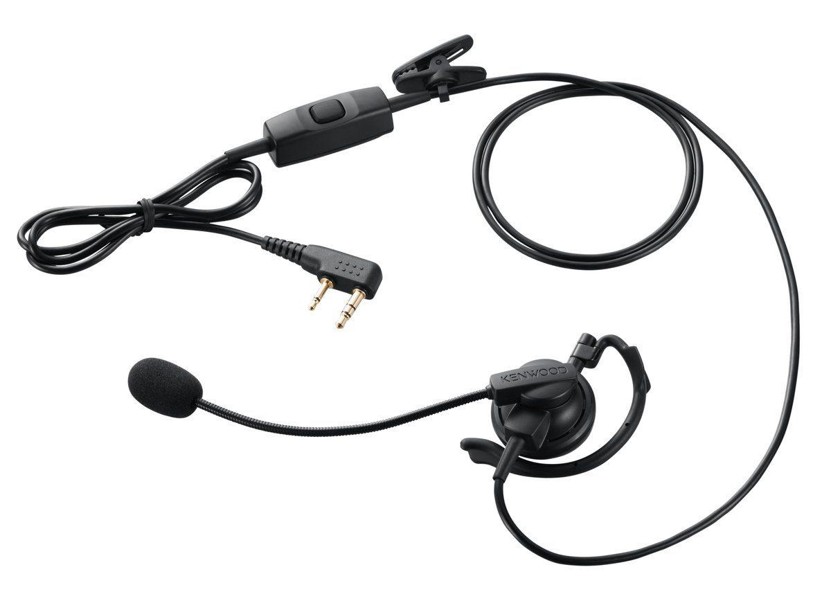 Kenwood Headset »Ohrhörermikrofon mit Bügel - KHS-35FW«