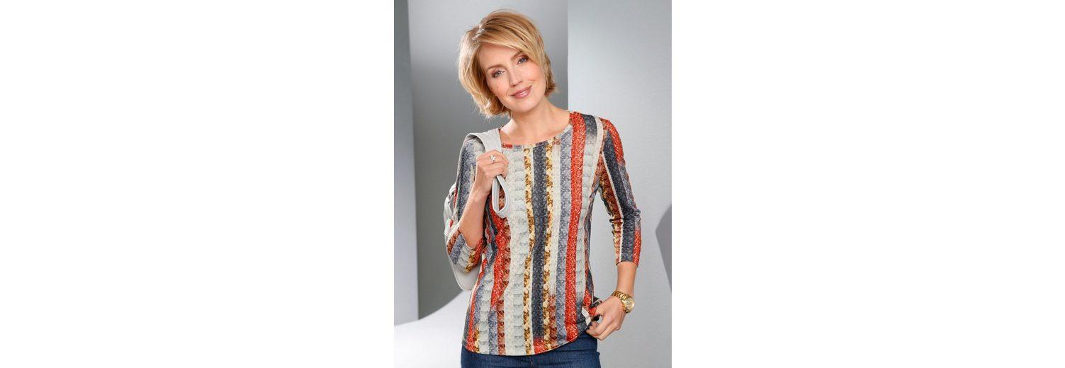 Verkauf Geschäft Paola Shirt mit Druckmuster Verkauf Neuer Billig Verkauf 2018 Neue tQAAz5g