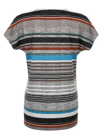 Amy Vermont Shirt in Ringeloptik