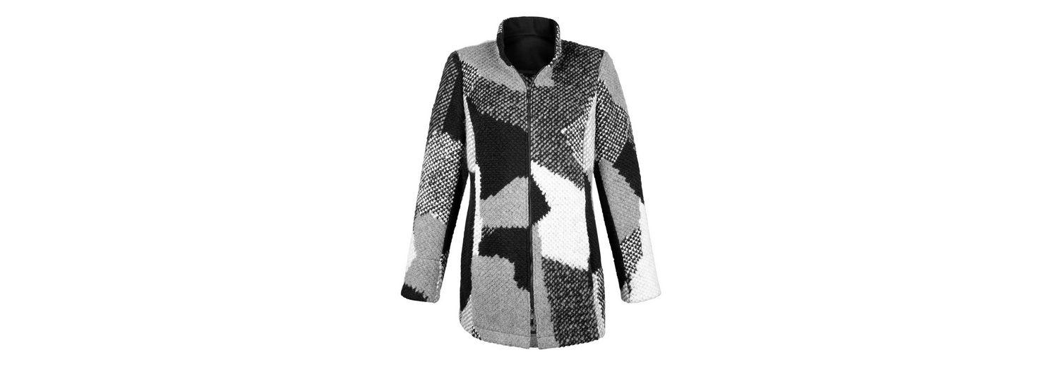 Mona Leichtjacke mit Wollstruktur Günstiger Online-Shop HnOIZ24