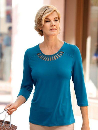 Paola Shirt mit Dekoration