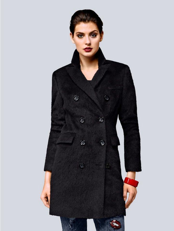Alba Moda Mantel aus edlem Material online kaufen   OTTO ac6c07e181