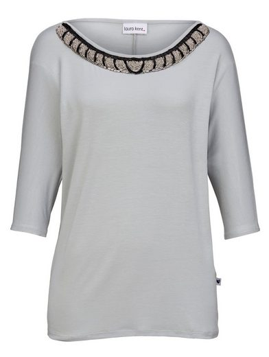 Laura Kent Shirt With Pearls