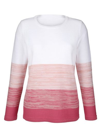 Paola Knitted Sweaters In Gradient