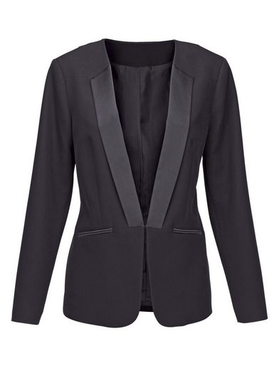 Mona Blazer in angesagtem Smokingstil