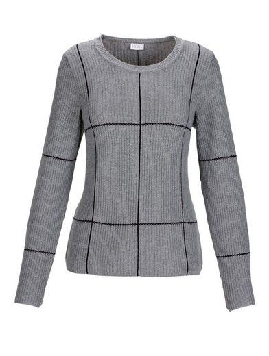 Mona Pullover mit Woll-Anteil
