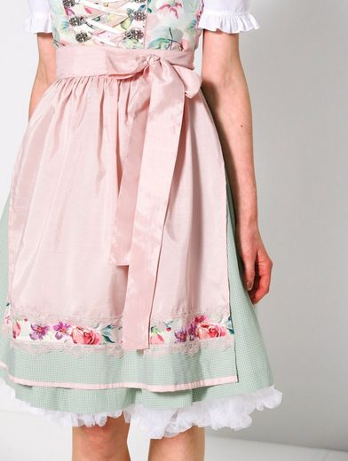 Amy Vermont Dirndl in floralem Muster