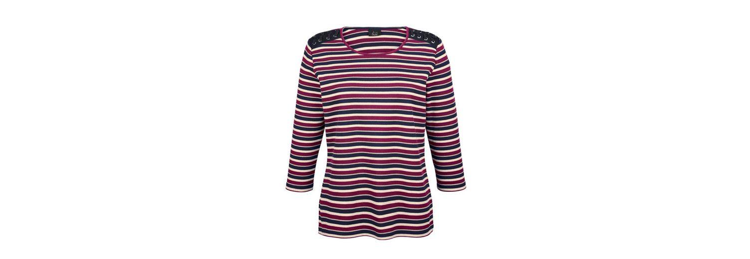 Paola Shirt in Streifendessin Günstige Kaufladen Freies Verschiffen In Deutschland Spielraum Neue Ankunft Günstig Kaufen 4qxFWsUIy5