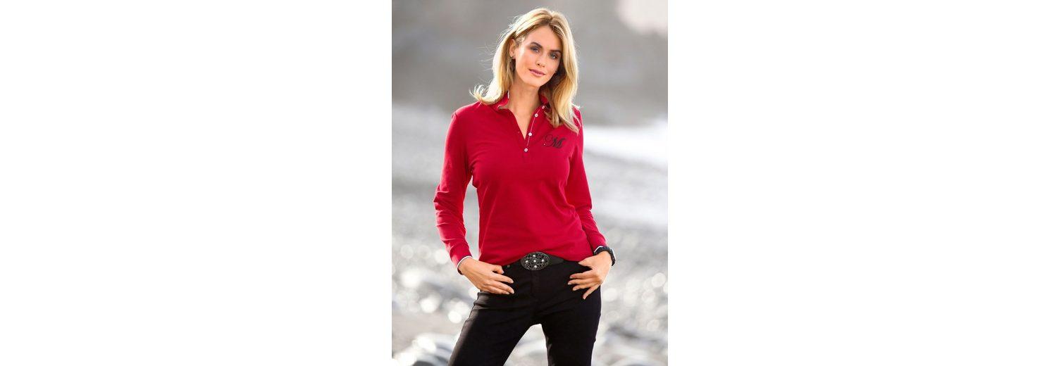 Verkauf Empfehlen Mona Poloshirt aus reiner Baumwolle Niedriger Preis Günstig Online Rabatt Kaufen Mit Paypal Freiem Verschiffen Spielraum Sneakernews D9gkYGwBSS