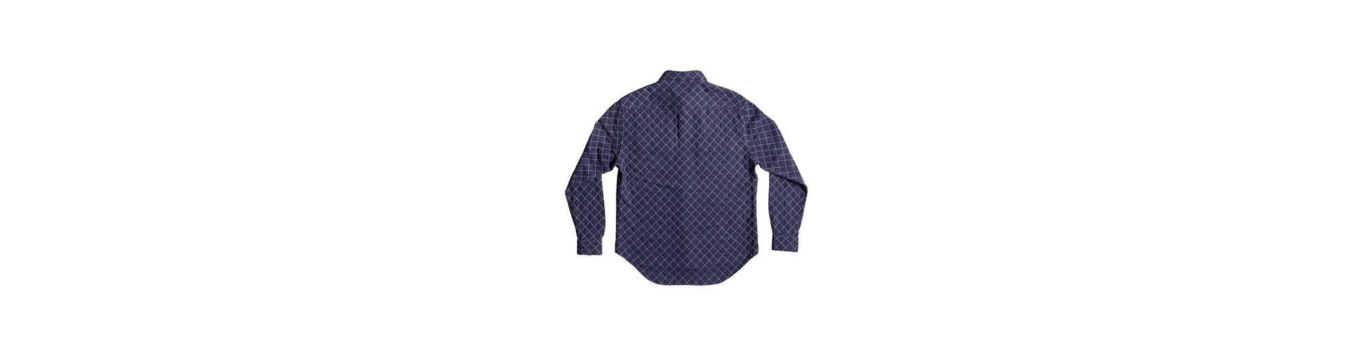 Steckdose Freies Verschiffen Authentische Rabatt Heißen Verkauf Quiksilver Wendbare Langarm-Hemdjacke Rippa Down QacJmo