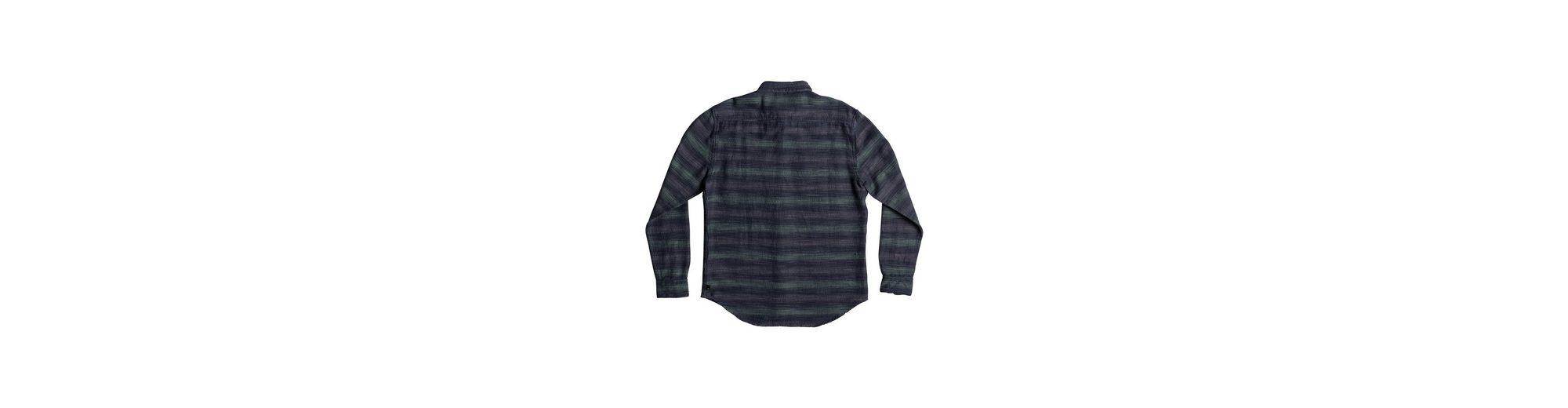 Quiksilver Langarm-Hemdjacke Dusky Town Flannel Billig Verkauf 2018 Unisex 3uvYEyoHm