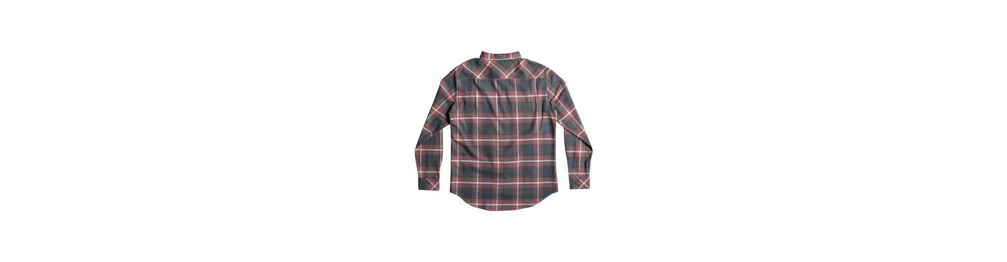 Quiksilver Langarm-Hemd Fitz Forktail Flannel Finish Verkauf Online Wo Billige Echte Kaufen Für Schönen Verkauf Online Günstigsten Preis Online 3SZf9o2