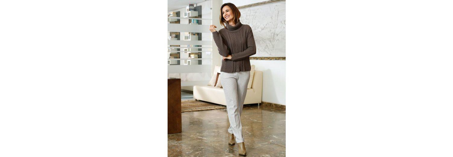 Mona Pullover mit Schurwoll-Anteil Bestes Großhandel Online 9vW4FHdwP