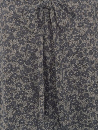 Mona Schluppenbluse aus seidig weicher Satinware