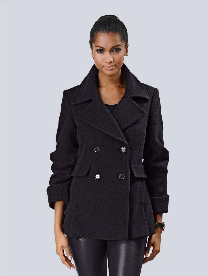 c3fb28117c042d Alba Moda Jacke in softer Qualität mit Kaschmir-Anteil online kaufen ...
