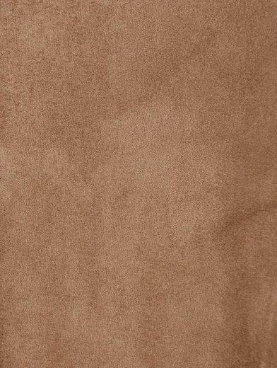 Mona Schlupfhose aus edlem Velourslederimitat