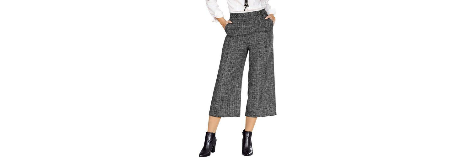 Paola Hosenrock mit dekorativen Knöpfen Rabatt-Outlet-Store Mode Zum Verkauf Freiheit Ausgezeichnet Billig Verkauf Mit Paypal Rabatt Größte Lieferant hY2fI5c8Ym