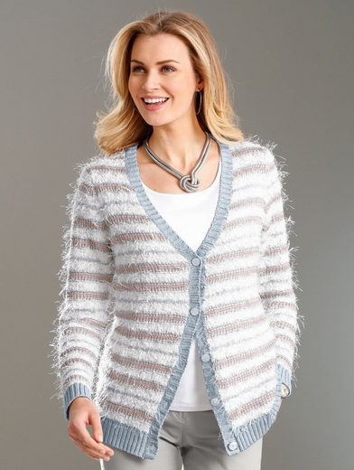 Paola Sweater With Fluffy Yarn
