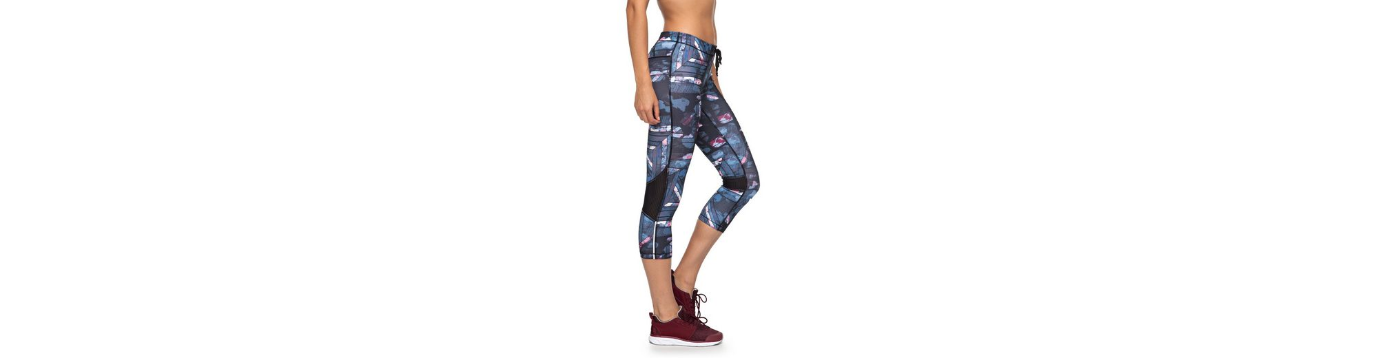 Roxy Funktionelle Lauf-Capris Stay On Auslass maEBmy2bC