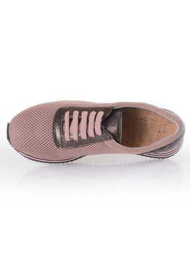 Alba Moda Sneaker im Mesh-Look