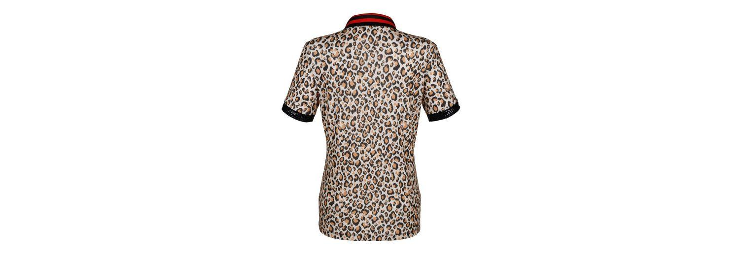 Billig Verkauf Bester Verkauf Alba Moda Poloshirt im Leodessin Unisex Zuverlässige Online Kaufen Sie Günstig Online Gute Qualität zSV0Io