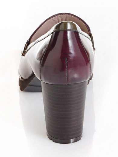 Alba Moda Pumps im Mokassin-Style