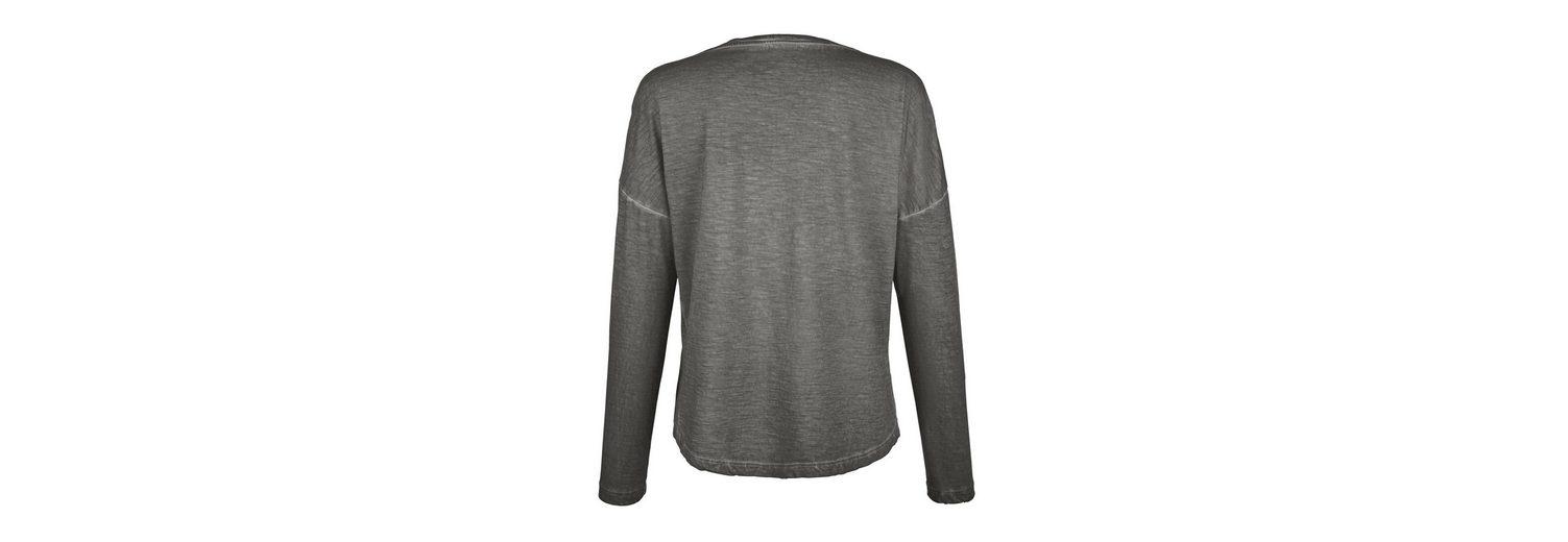 Alba Moda Shirt mit Eulenmotiv Billig 2018 Spielraum Marktfähig Billig Original Vorbestellung Günstiger Preis Amazon Verkauf Online vlBOT