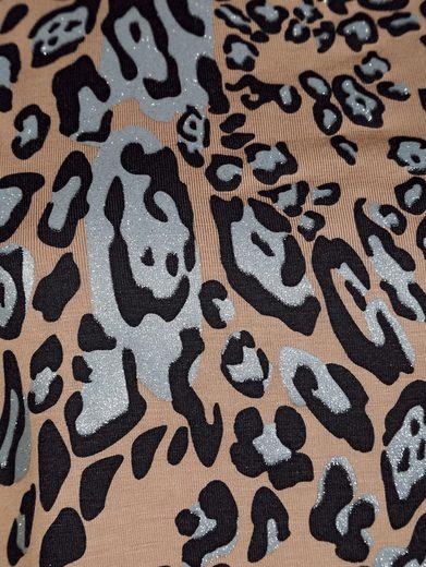 Paola Shirt mit aufregendem Animaldurck