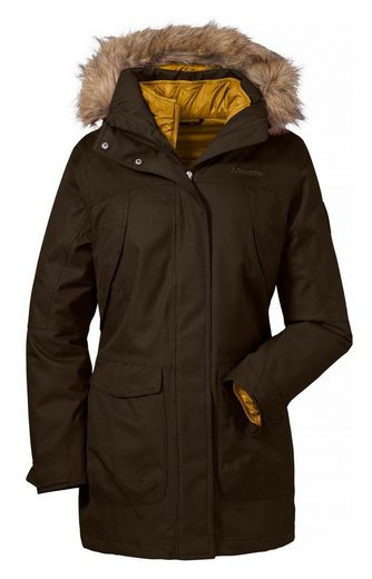 Schöffel Double Jacket 3in1jacket Genova1