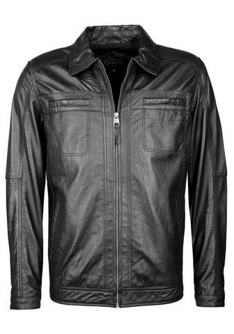 Куртка кожаная - praktisch и sportlich...