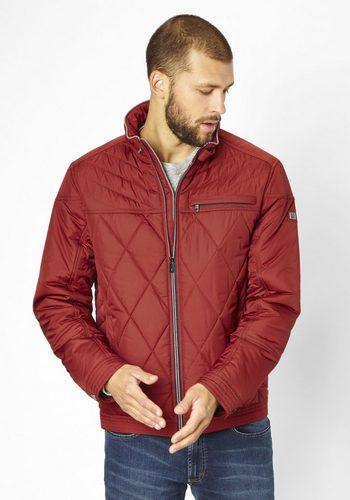 Herren S4 Jackets sportliche Übergangsjacke Memory rot | 04052071626326