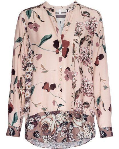 SEIDENSTICKER Bluse mit Blumenprint