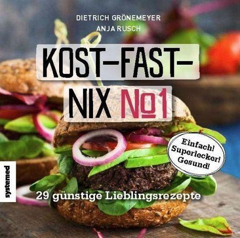 Broschiertes Buch »Kost-fast-nix-Kochbuch«