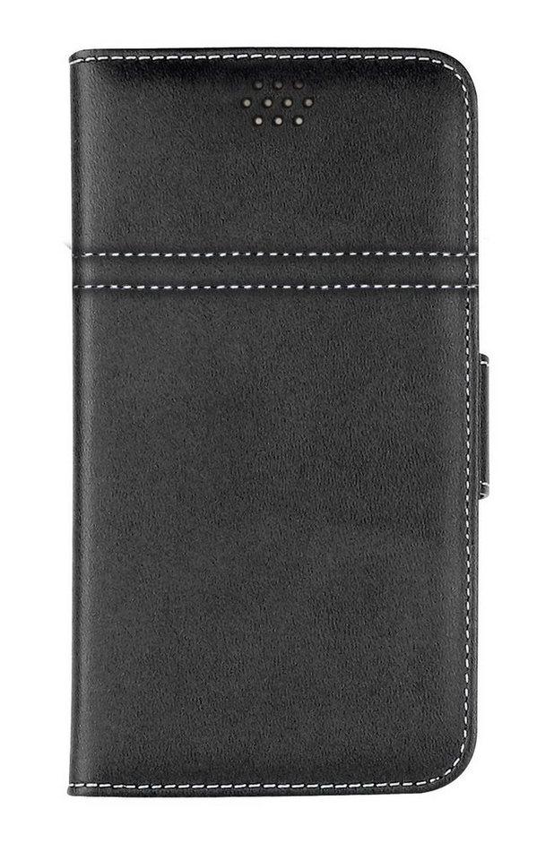 Fontastic Handytasche »Essential Universal Smartphone Case Book 2XL«