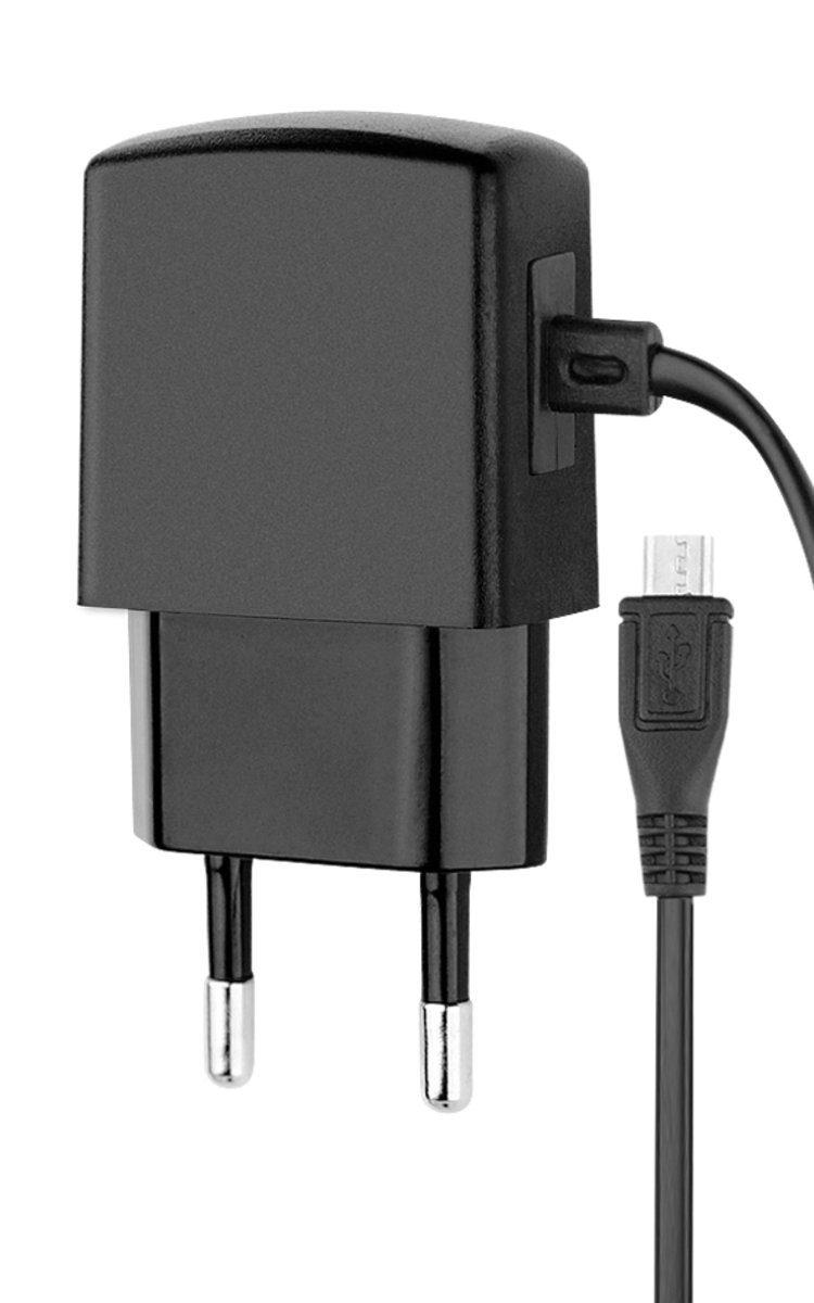 Fontastic Lader »Essential Reiseladegerät Micro USB, 1A«