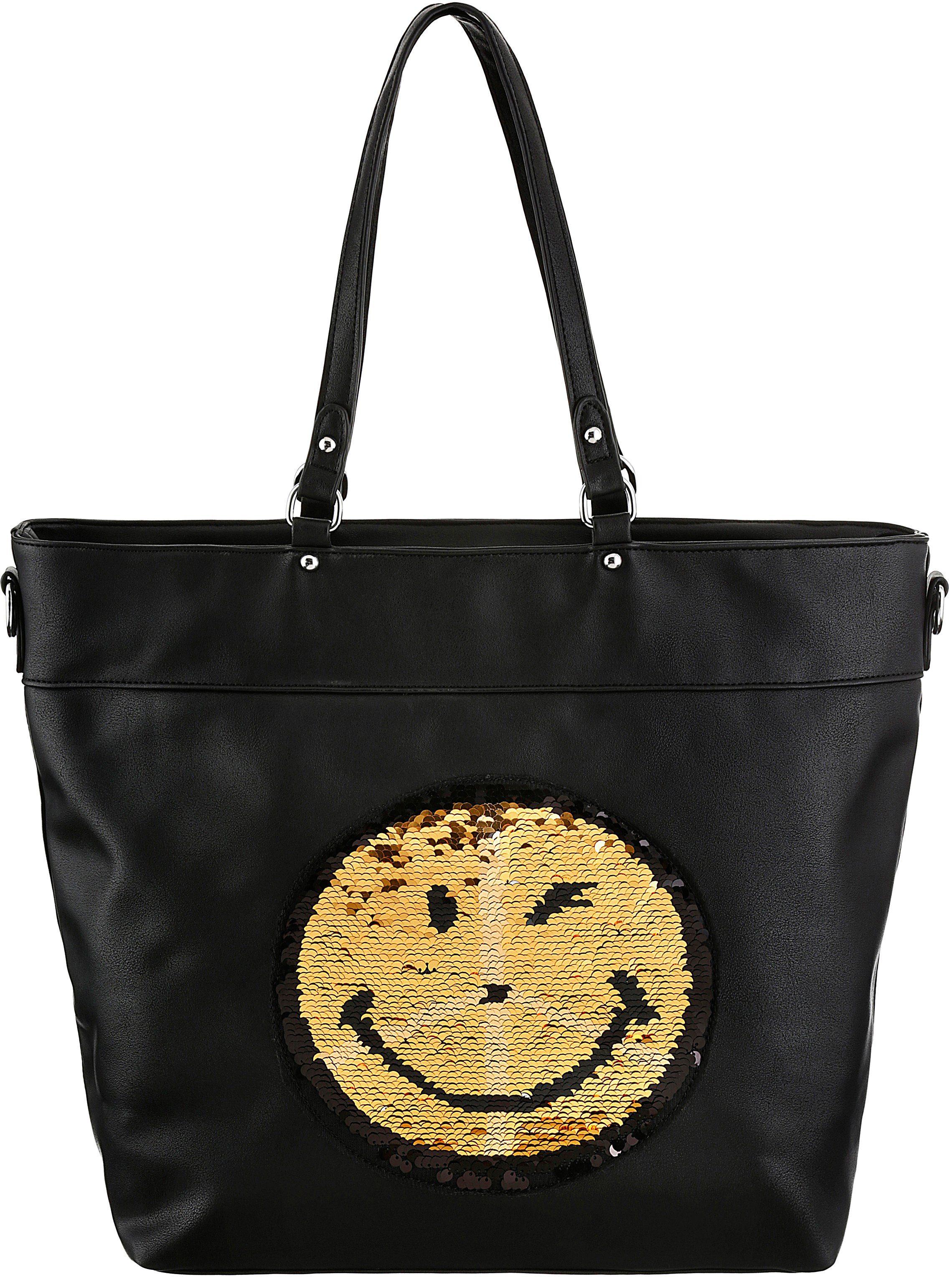 J.Jayz Shopper, mit Wendepailleten Peace oder Smiley