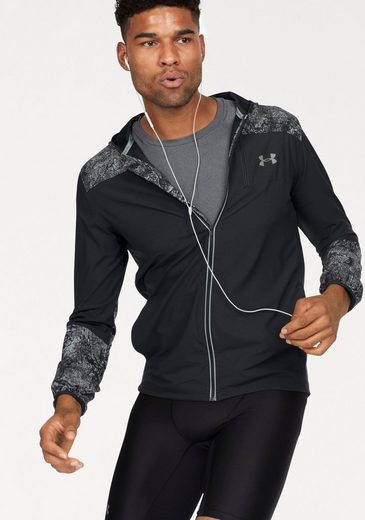 Under Armour® Laufjacke Under Armour Storm Printed Jacket