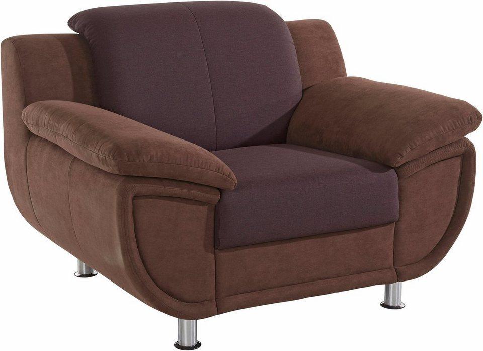 sessel mit federkern individuell zu kombinieren online kaufen otto. Black Bedroom Furniture Sets. Home Design Ideas
