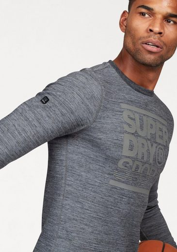 Superdry Sweatshirt GYM TECH CREW