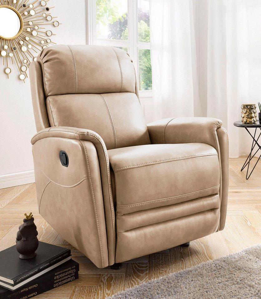 recliner sessel online kaufen otto. Black Bedroom Furniture Sets. Home Design Ideas