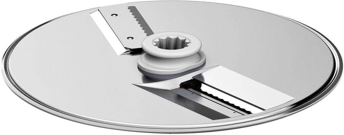 Bosch Zubehör: SuperCut Scheibe MUZ9SC1, zu Durchlaufschnitzler der OptiMUM