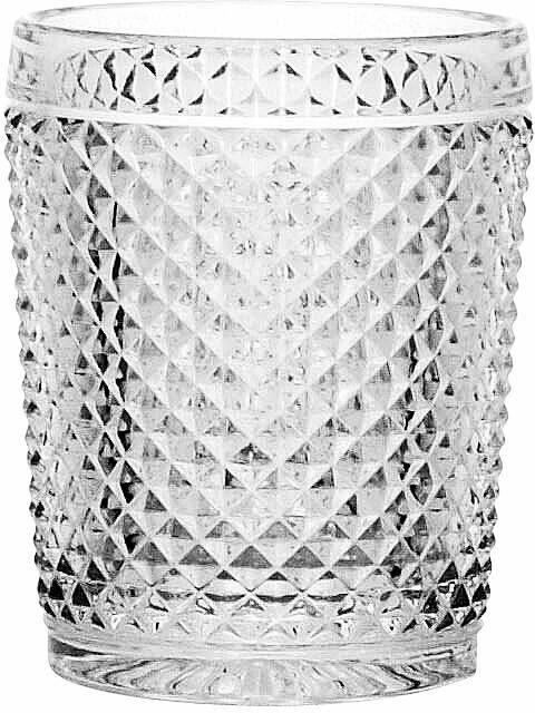 CreaTable Whiskybecher, 6 Teile, »DIAMOND«