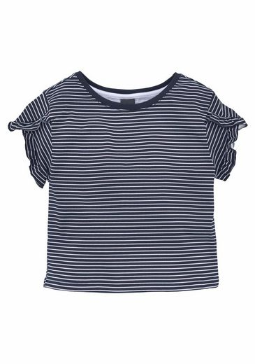 Arizona T-Shirt in kürzerer Form