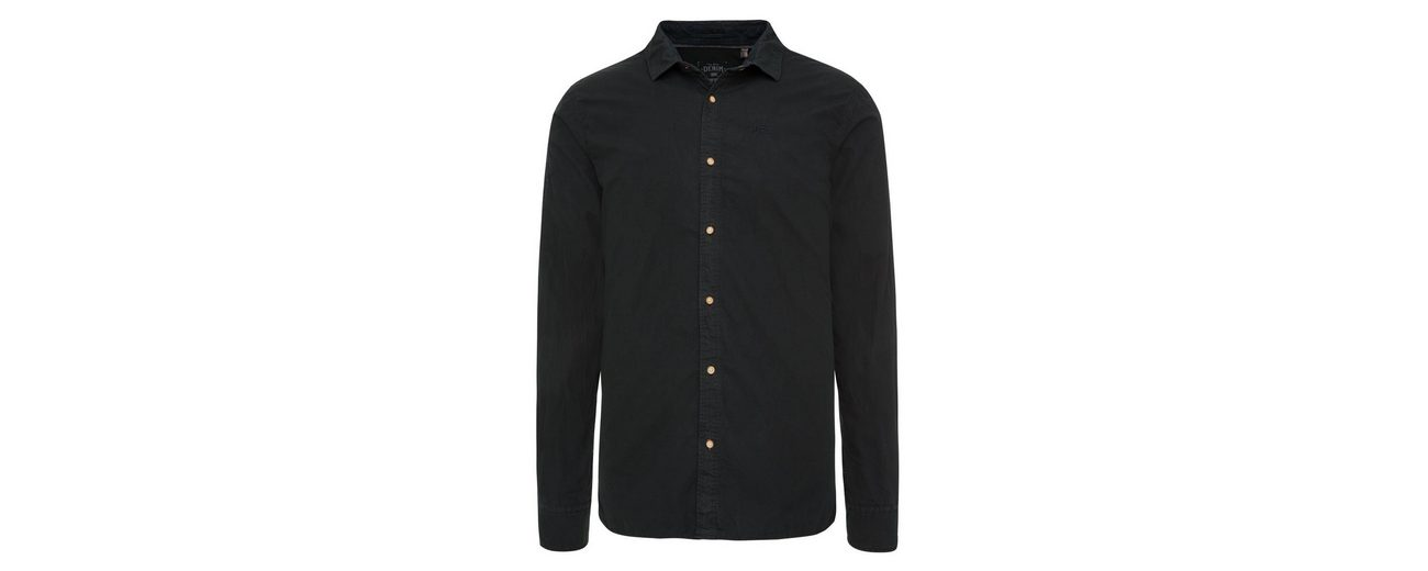 CAMP DAVID Langarmhemd 100% Authentisch Verkauf Online Neuesten Kollektionen IkK1g