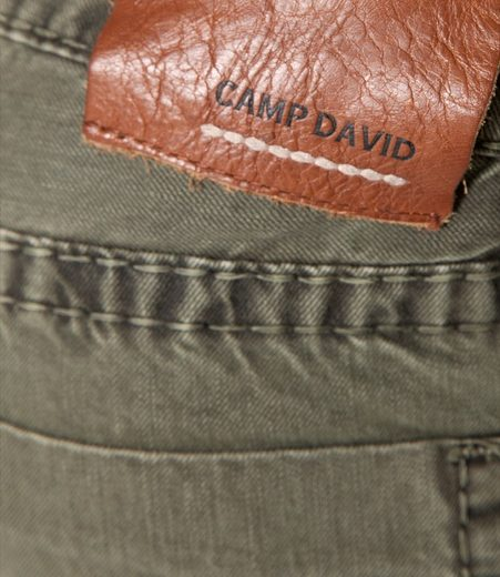 CAMP DAVID Regular-fit-Jeans