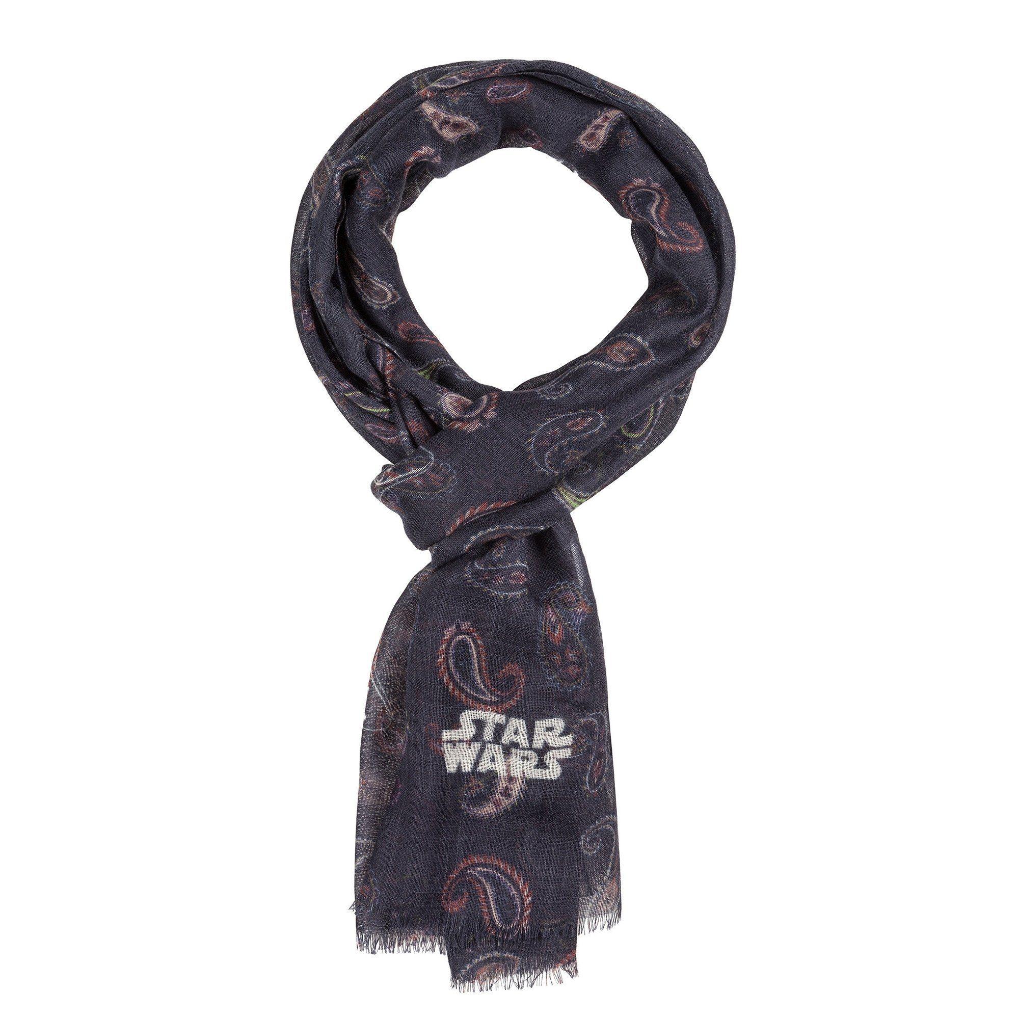 Codello Woll-Schal mit StarWars-Motiv