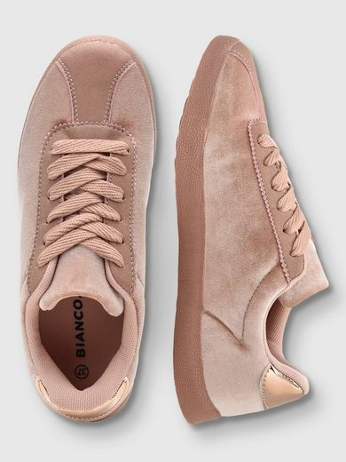 Bianco Lace-up Shoes