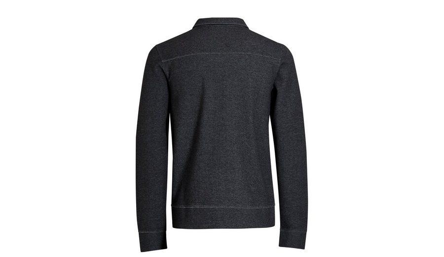 Jack & Jones Pattentaschen- Sweatshirt Auslass Heißen Verkauf Verkauf In Deutschland kNkehRnd
