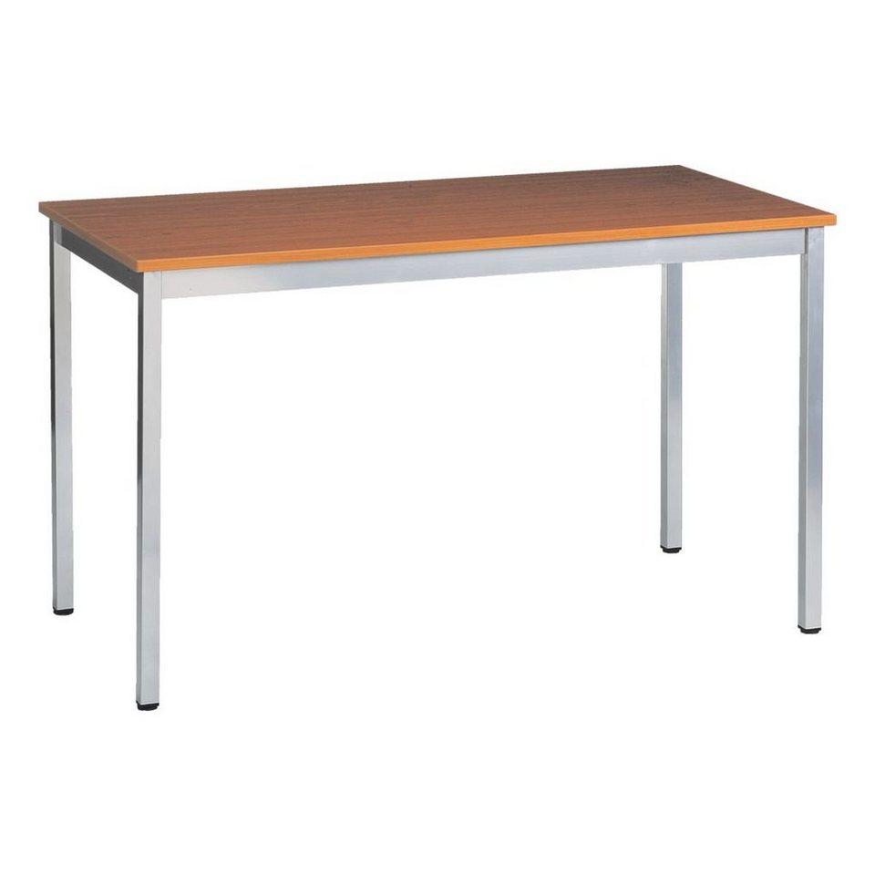 Schreibtisch 120x60 cm universaltischprogramm otto for Schreibtisch buche 120 x 60