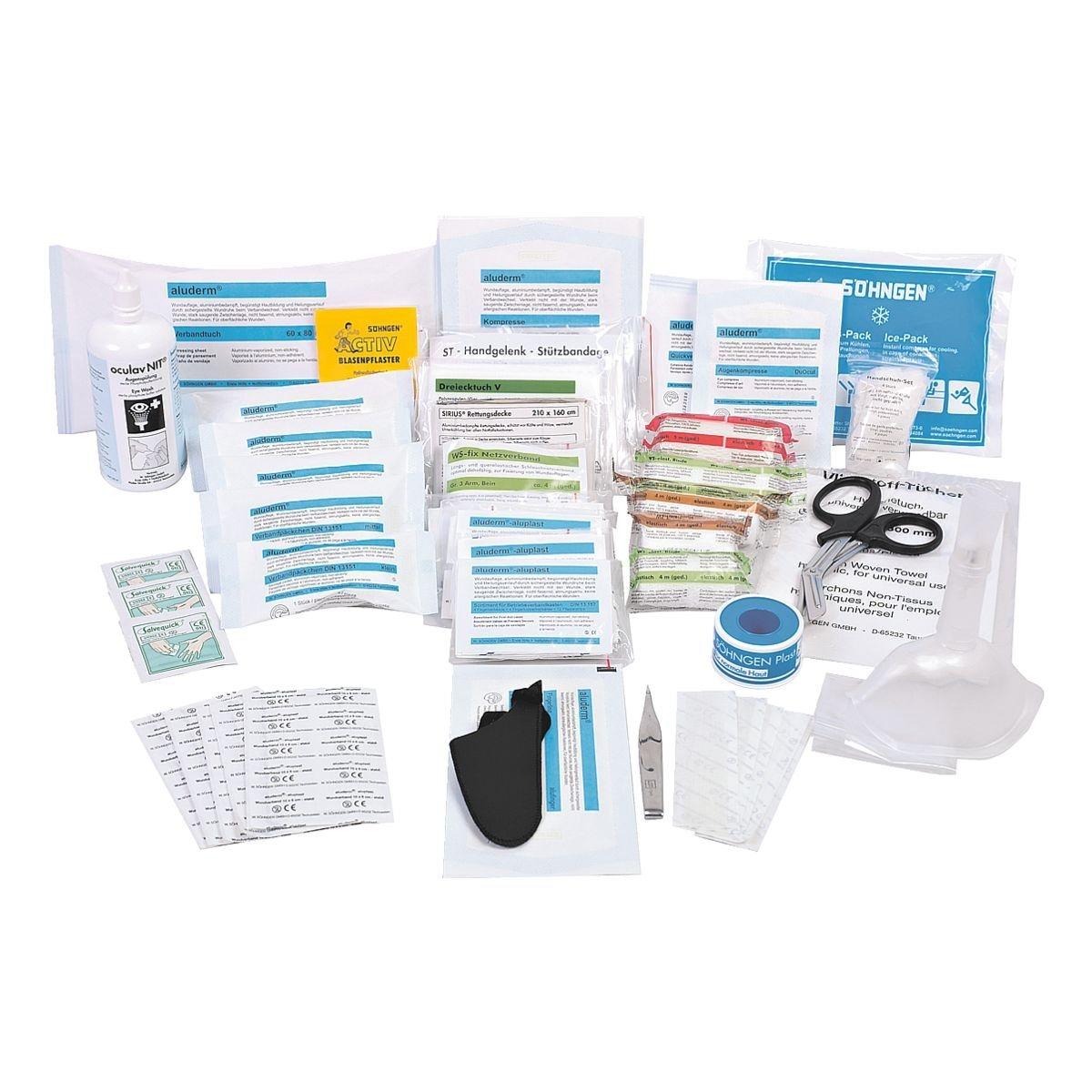 Nachfüllung für Erste Hilfe-Koffer »Extra+ Büro«